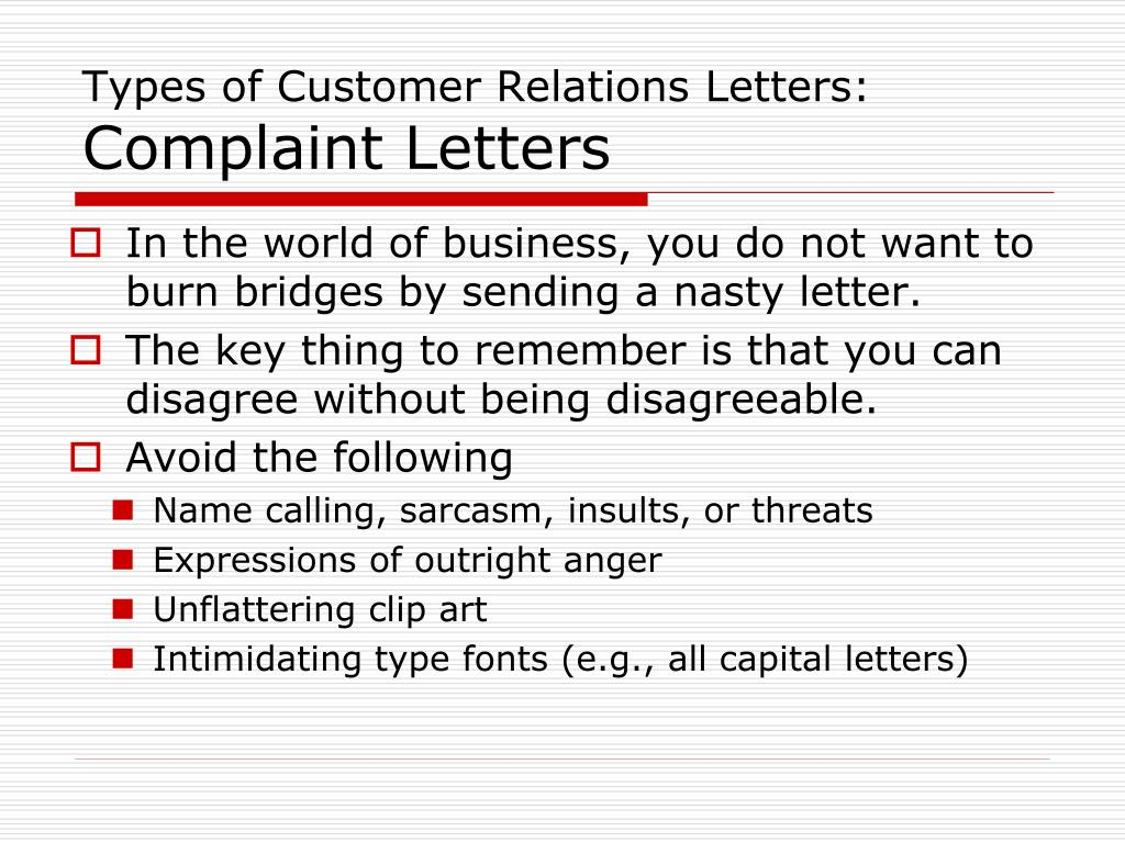 PPT - Writing Letters PowerPoint Presentation - ID:1677921