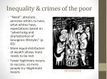 inequality crimes of the poor
