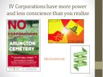 iv corporations have more power and less conscience than you realize