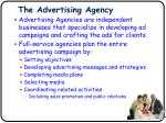 the advertising agency1