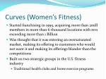 curves women s fitness