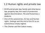 1 2 human rights and private law