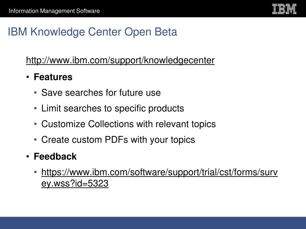 PPT - IBM News PowerPoint Presentation - ID:1678055