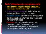 paos obligations to members cont d6