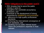 paos obligations to the public cont d1