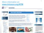 more information on www intracen org ntm