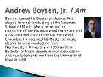 andrew boysen jr i am1