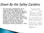 down by the salley gardens3