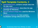 split template contents 3