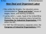 new deal and organized labor4