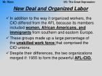 new deal and organized labor5