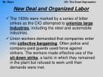 new deal and organized labor6