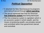 political opposition1