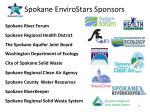 spokane envirostars sponsors