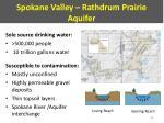 spokane valley rathdrum prairie aquifer