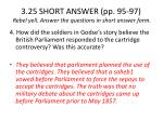 3 25 short answer pp 95 97 rebel yell answer the questions in short answer form3