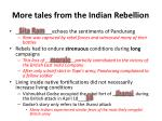 more tales from the indian rebellion