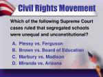 civil rights movement5