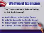 westward expansion13
