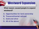 westward expansion7