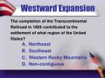 westward expansion9
