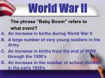 world war ii2