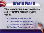 world war ii5