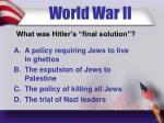 world war ii8