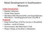 retail development in southeastern wisconsin