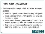 real time operations3