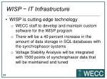 wisp it infrastructure