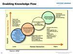 enabling knowledge flow