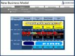 new business model