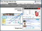 site design mock up1