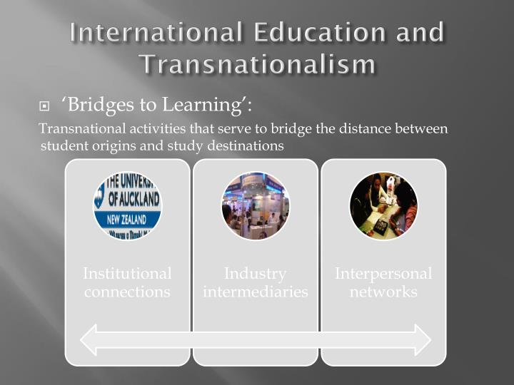 International Education and