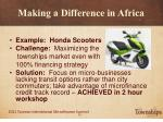 making a difference in africa22