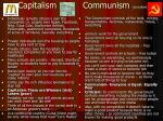 capitalism communism socialism