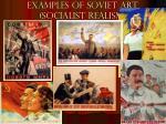 examples of soviet art socialist realism