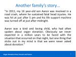 another family s story