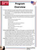 program overview2