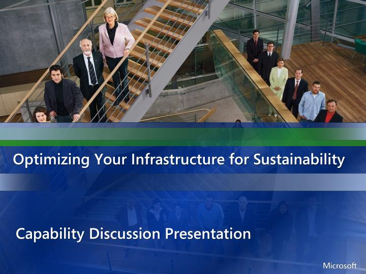 optimizing your infrastructure for sustainability n.