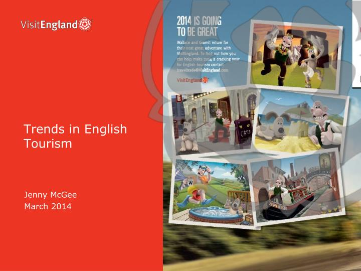 trends in english tourism n.