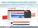 www visitengland org insight statistics