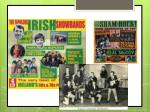music irish sands