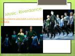 music riverdance