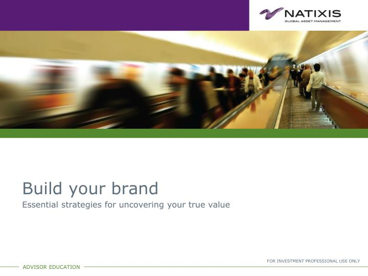 build your brand n.