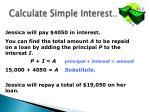calculate simple interest1