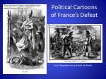 political cartoons of france s defeat