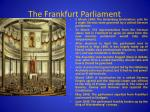 the frankfurt parliament