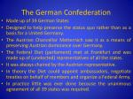 the german confederation